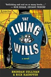 The Living Wills book cover